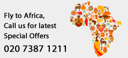 call to book africa flights with cheap airfares